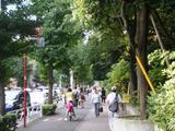 駒沢駅、駒沢公園周辺